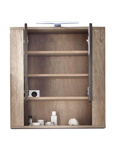 spiegelschrank badezimmer alibertschrank. Black Bedroom Furniture Sets. Home Design Ideas